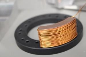 first cloverleaf coil