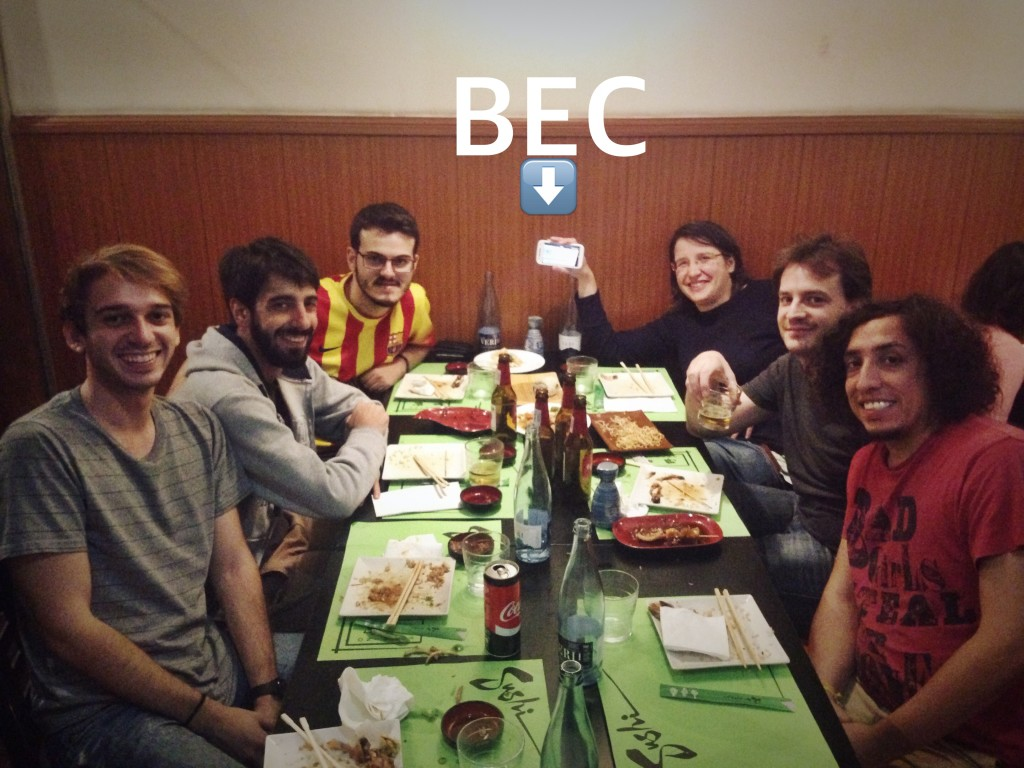 BECdinner