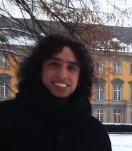 Group members: Cesar Cabrera